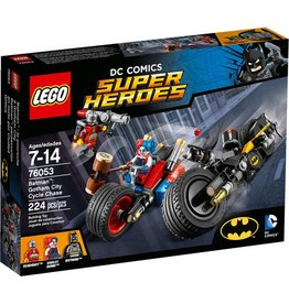 LEGO BATMAN GOTHAM CITY CYCLE CHASE*
