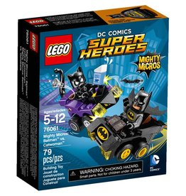 LEGO MIGHTY MICROS: BATMAN VS CATWOMAN*