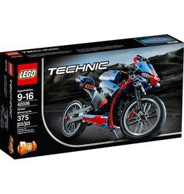LEGO STREET MOTORCYCLE*