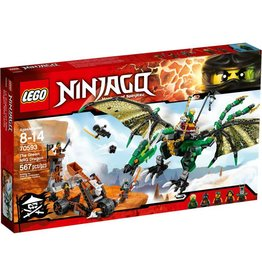 LEGO GREEN NRG DRAGON