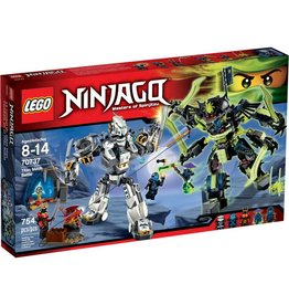 LEGO TITAN MECH BATTLE*