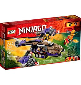 LEGO CONDRAI COPTER ATTACK*