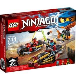 LEGO NINJA BIKE CHASE