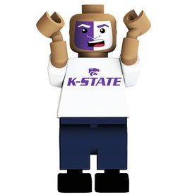 OYO SPORTSTOYS FAN FACE KSTATE WILDCATS**