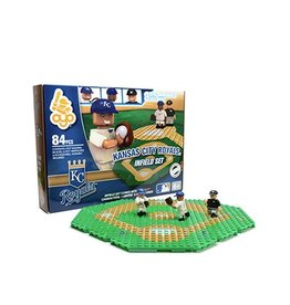 OYO SPORTSTOYS KC ROYALS INFIELD SET