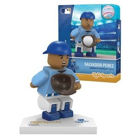 OYO SPORTSTOYS SALVADOR PEREZ FIGURE KC ROYALS**