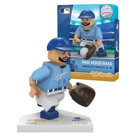 OYO SPORTSTOYS MIKE MOUSTAKAS FIGURE KC ROYALS