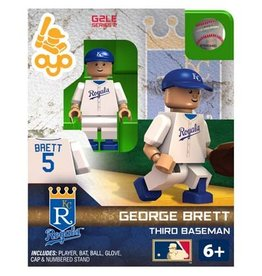 OYO SPORTSTOYS GEORGE BRETT FIGURE KC ROYALS**