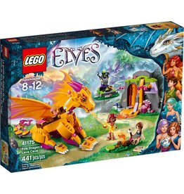 LEGO FIRE DRAGON'S LAVA CAVE*