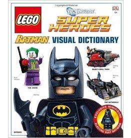 DK PUBLISHING LEGO BATMAN VISUAL DICTIONARY HB DK
