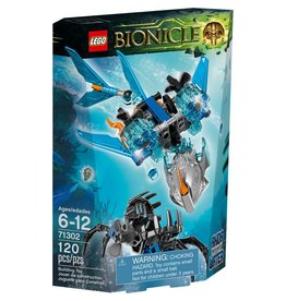 LEGO AKIDA CREATURE OF WATER*