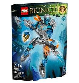 LEGO GALI UNITER OF WATER*