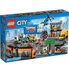 LEGO CITY SQUARE**