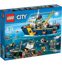 LEGO DEEP SEA EXPLORATION VESSEL