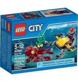 LEGO DEEP SEA SCUBA SCOOTER*