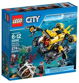 LEGO DEEP SEA SUBMARINE*
