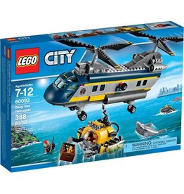 LEGO DEEP SEA HELICOPTER*