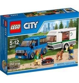 LEGO VAN & CARAVAN*