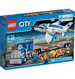 LEGO TRAINING JET TRANSPORTER*