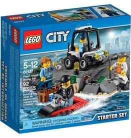 LEGO PRISON ISLAND STARTER SET*