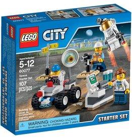 LEGO SPACE STARTER SET*