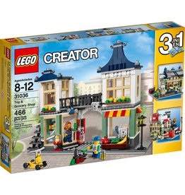LEGO TOY & GROCERY SHOP*