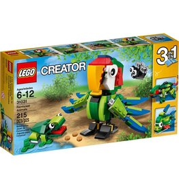 LEGO RAINFOREST ANIMALS*