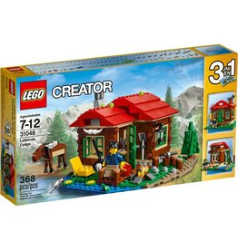 LEGO LAKESIDE LODGE CREATOR