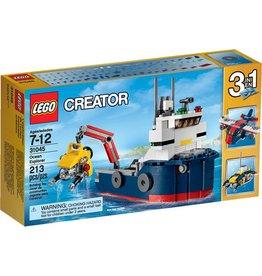 LEGO OCEAN EXPLORER CREATOR