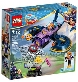 LEGO BATGIRL BATJET CHASE*