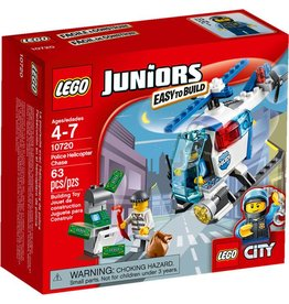 LEGO POLICE HELICOPTER CHASE JUNIORS