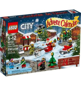LEGO LEGO CITY ADVENT CALENDAR 2016*