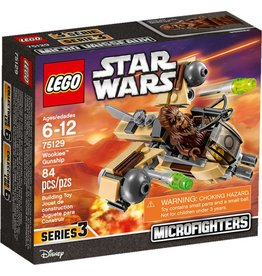 LEGO WOOKIEE GUNSHIP MICROFIGHTER