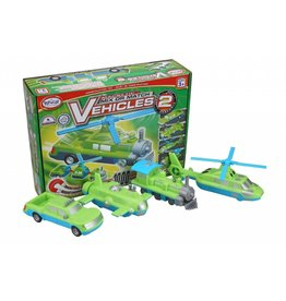POPULAR PLAYTHINGS MAGNETIC MIX OR MATCH VEHICLES #2