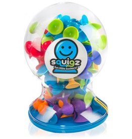 FAT BRAIN TOY SQUIGZ DELUXE 50 PC