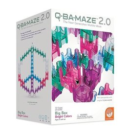 MINDWARE QBA MAZE 2.0 BIG BOX BRIGHT COLORS*
