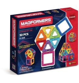 MAGFORMERS MAGFORMERS RAINBOW 30 PC