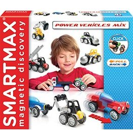 SMART TOYS AND GAMES SMARTMAX POWER VEHICLES MIX