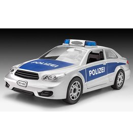 GREAT PLANES POLICE CAR JUNIOR MODEL