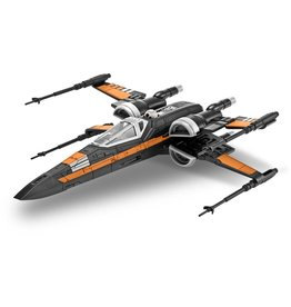 GREAT PLANES POE'S X-WING FIGHTER MODEL