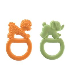 CALLISSON, INC VANILLA TEETHING RINGS