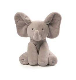 GUND FLAPPY MUSICAL ELEPHANT GUND