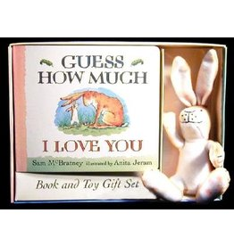 RANDOM HOUSE GUESS HOW MUCH I LOVE YOU BOX SET BB MCBRATNEY