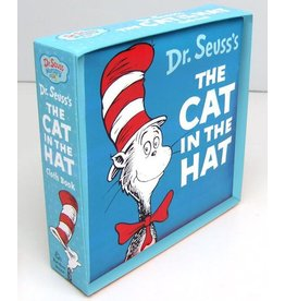 RANDOM HOUSE CAT IN THE HAT CLOTH BOOK SEUSS