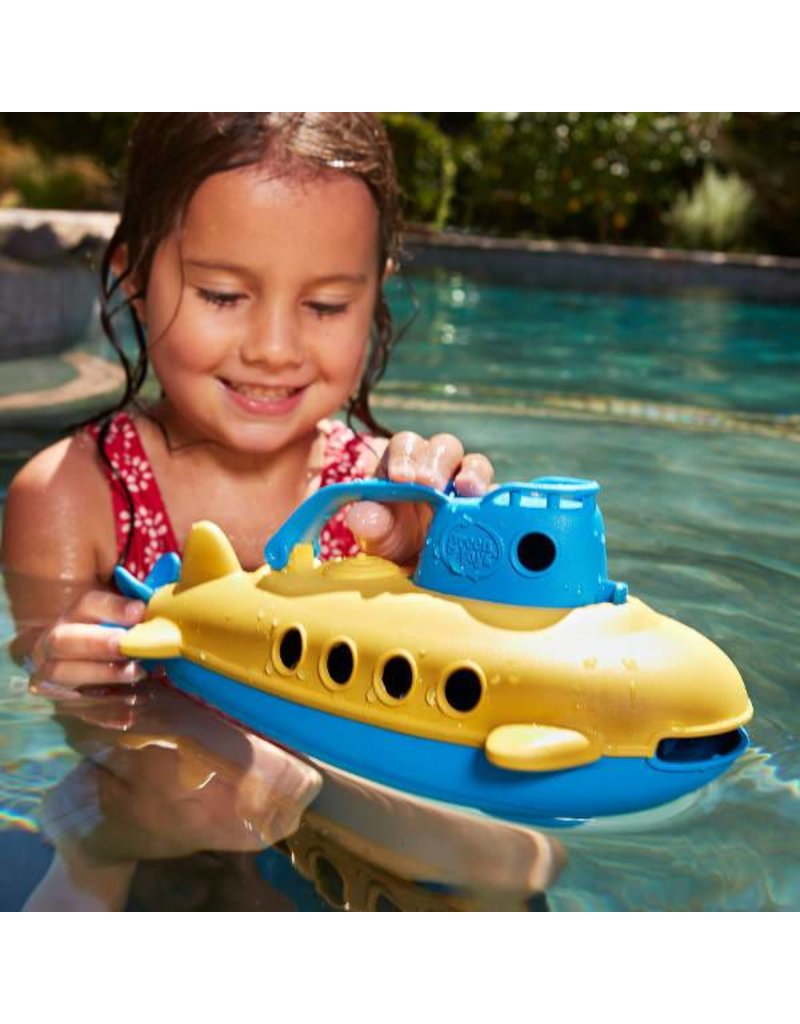 GREEN TOYS RECYCLED SUBMARINE