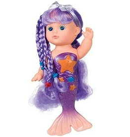 TOYSMITH BATHTIME MERMAID DOLL