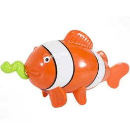 TOYSMITH PULL STRING CLOWN FISH