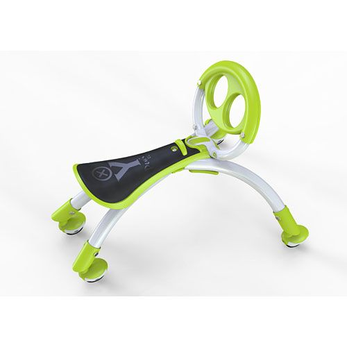NATIONAL SPORTING GOODS PEWI ELITE RIDE ON GREEN