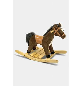 MELISSA AND DOUG ROCKING HORSE PLUSH M & D