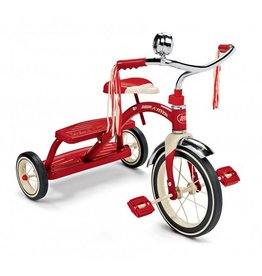 "RADIO FLYER 12"" METAL TRICYCLE"